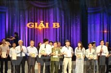 VietnamPlus vinh dự đoạt giải B Giải Báo chí Quốc gia 2013