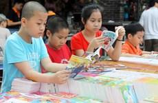 """20.000 cuốn sách sẽ được giới thiệu tại """"Hội sách vui Hè 2014"""""""