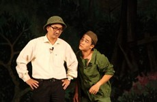 Năm đêm diễn tưởng nhớ nhà viết kịch tài hoa Lưu Quang Vũ