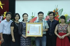 VJTC đón nhận Huân chương Lao động hạng Ba của Chủ tịch nước