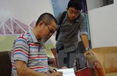 """Họa sĩ, nhà văn Đỗ Phấn: """"Cả đời, tôi sẽ chỉ viết sách về Hà Nội"""""""