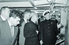 Giới thiệu hơn 200 tài liệu về Chủ tịch Hồ Chí Minh với nước Nga