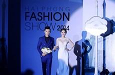 Đa dạng các sắc màu thời trang tại Hải Phòng Fashion Show 2014