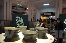 Ngắm nhìn hơn 270 hiện vật văn hóa Đông Sơn ở Thủ đô Hà Nội