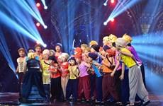 Quang Anh lấy nước mắt khán giả với câu chuyện về gia đình