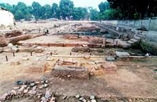 Khai quật khu vực rộng 980m2 ở Hoàng thành Thăng Long