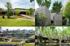 """""""Vo Trong Nghia Architects"""": Tập hợp những công trình xanh"""