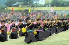 Liên hoan nghệ thuật hát Then 2015 diễn ra tại Tuyên Quang