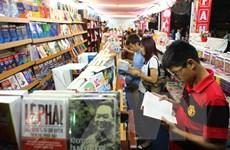 """Khoảng 20.000 tên sách được giới thiệu tại """"Hội sách Hà Nội 2015"""""""