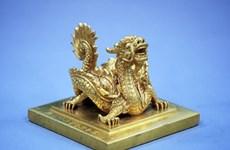 Đề nghị công nhận ấn vàng triều Nguyễn là bảo vật quốc gia