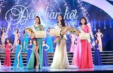 Hoa hậu Bản sắc Việt toàn cầu: 40 thí sinh gợi cảm đêm Bán kết