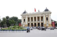 Những địa điểm gợi nhắc về mùa Thu cách mạng ở Hà Nội