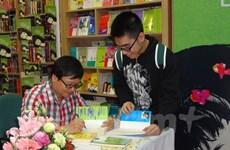 Nguyễn Nhật Ánh giao lưu với độc giả Hà Nội dịp ra mắt tác phẩm mới