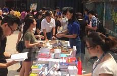"""Lần đầu tiên tổ chức ngày hội trao đổi sách với chủ đề """"Đi và đọc"""""""
