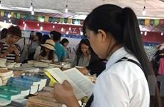 Hội sách Hà Nội 2016 thúc đẩy hội nhập quốc tế trong lĩnh vực xuất bản