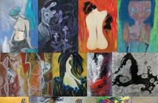 """Chân dung phụ nữ """"N.U.D.E"""" qua góc nhìn của các họa sỹ G39"""
