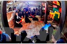 Tái hiện lễ cưới của dân tộc Tày giữa lòng Thủ đô Hà Nội