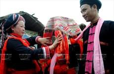 Tái hiện đám cưới của dân tộc Dao Đỏ tại Thủ đô Hà Nội