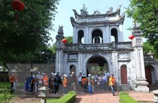 Thủ đô Hà Nội có gần 6.000 di tích trên toàn thành phố