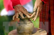 Tôn vinh lễ hội Katê và nghệ thuật làm gốm của người Chăm