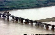 Hà Nội: Dự báo mực nước sông Hồng tiếp tục lên nhanh