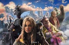 """""""Mộng giới Oniria"""" đưa độc giả nhí đến vương quốc của những giấc mơ"""