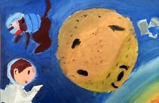 Độc giả nhí giải đáp thắc mắc về thế giới tự nhiên bằng tranh vẽ