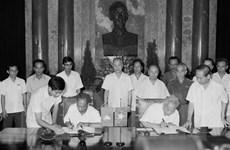 Nhìn lại chặng đường 50 năm quan hệ ngoại giao Việt Nam-Campuchia