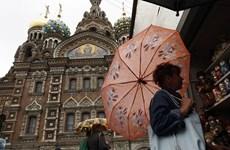 Tìm lại 'Ký ức nước Nga' giữa thành phố mang tên Bác