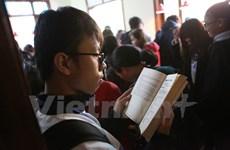 Hội chợ sách cũ Hà Nội: Không gian tôn vinh văn học Nga