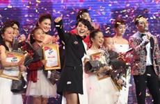 Vượt 5 đối thủ, Ngọc Ánh giành ngôi Quán quân Giọng hát Việt nhí 2017