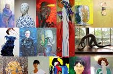 'Chân dung': Sự đồng điệu và khác biệt của các họa sỹ G39 Hà Nội
