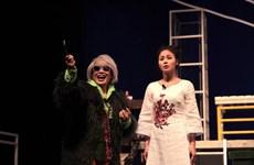 'Hoa cúc xanh trên đầm lầy' và những ám ảnh của kịch Lưu Quang Vũ