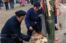 Tái hiện lễ hội Gầu Tào của dân tộc Mông tại Thủ đô Hà Nội