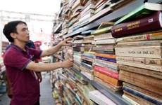 Gặp lại những số báo Xuân xưa tại không gian hội chợ sách