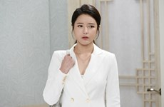 'Người đẹp không tuổi' Oh Ji Eun tái ngộ khán giả truyền hình