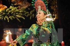 Hàng trăm nghệ nhân, nghệ sỹ tham dự Liên hoan hát văn toàn quốc 2018