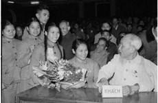 Không gian sách về vị cha già của dân tộc giữa lòng Thủ đô Hà Nội