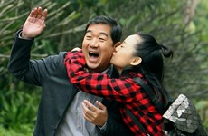'Vua Càn Long' Trương Quốc Lập tái xuất với vai ông bố đơn thân