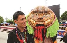 Tái hiện phiên chợ vùng cao xứ Lạng tại Hà Nội dịp Tết Độc lập