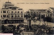 Nhìn lại hình ảnh Thủ đô xưa trong 'Hoài niệm Hà Nội phố'