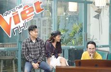 Bảo Anh-Khắc Hưng 'nhờ vả' Dương Triệu Vũ trong những màn 'Đối đầu'