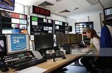 Kênh truyền hình France 24 sẽ phát sóng bằng tiếng Pháp tại Việt Nam
