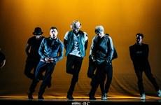 '#Hashtag 2.0': Đánh thức mọi giác quan cùng những vũ công Pháp