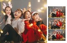 Vũ Cát Tường, Soobin Hoàng Sơn rạng rỡ đón Giáng sinh cùng học trò