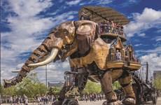 'Chuyến du hành sôi động' tới Pháp nhờ công nghệ thực tế ảo