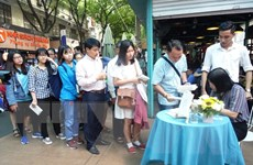 Hơn 2 triệu bản sách được bán tại đường sách Nguyễn Văn Bình