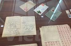 Nhiều hiện vật của chiến sỹ cách mạng Việt Nam 'hồi hương'