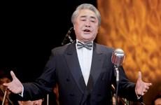 Nghệ sỹ Quang Thọ hát tiếng Triều Tiên chào mừng Chủ tịch Kim Jong-un