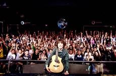 Nghệ sỹ guitar fingerstyle hàng đầu Nhật Bản tái ngộ khán giả Việt